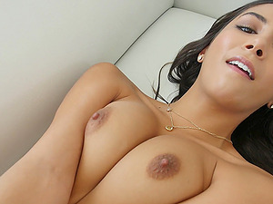 Hardcore deepthroat and cock riding session with Gianna Dior