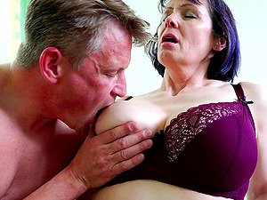 With busty mature Short better, perhaps