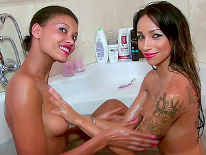 german young lesbian first time strapon