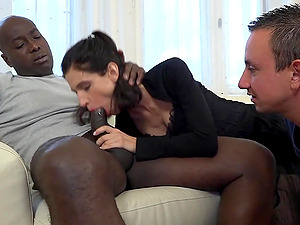 Hot Wife Lina Arian Destroyed by BBC