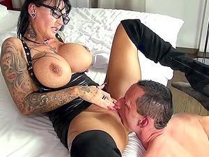 german big tits milf real female orgasm licking