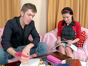 Greatest ass-fuck romp with an individual tutor