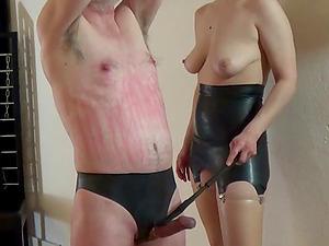 german femdom domina fuck submissive slave
