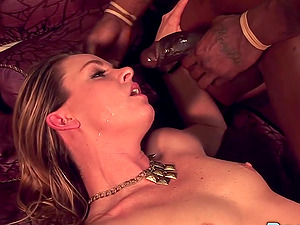 Housewife Amanda Blow Destroyed by a BBC
