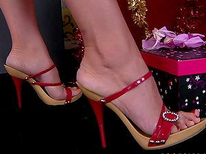 I Had A Footsie Good Christmas With My Foot Loving Fella
