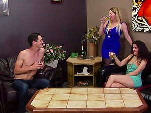 threesome with Victoria Voxxx is something that everyone wants to experience