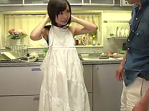 Mayu Kawai is a hot japanese wife and so horny tonight