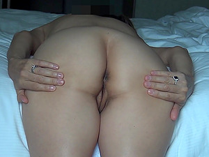 Cheating wife sneaks out to a hotel to fuck a young stud.