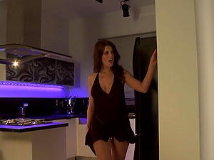 Fuck games and all poses are amazing sex experiences with Angelika Black