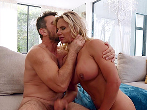 Facesitting and rough sex are fascinating with hot Phoenix Marie
