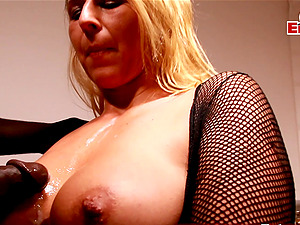 german big natural boobs mom bbc blowjob