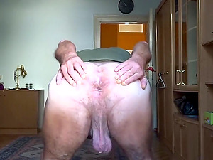 ANALYT - MY DREAM this big hairy ass