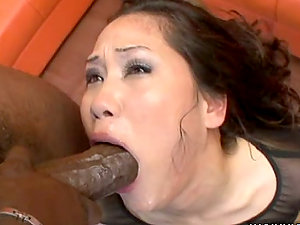 A Seriou Facial cumshot For The Asian Fuckslut Jessica Bangkok