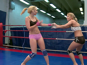 NFC introduces an ultimate fight inbetween Nataly Von and Nikky Thorne