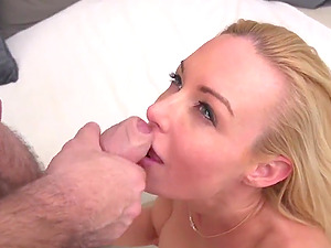 The hottest and cute big nipples blonde Kayden Kross gets rammed Manuel Ferrara