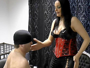 german domina spank slave painful