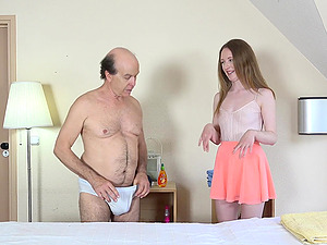 Emma Fantasy screams from pleasure while her boyfriend pleases her