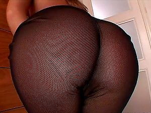 Victoria Slender gets gorgeously fucked from behind on the floor
