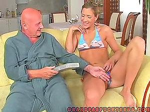Bday dame Rita loves her man's giant dick