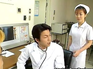 Nurses Japanese Uncensored Sex With Doctors And Pacients