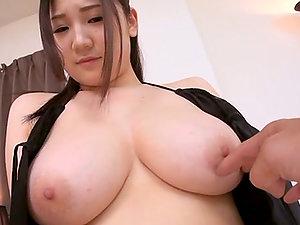 Japanese Beauty Sou Miura Sucking and Fucking to Take Jism on Her Big Boobies