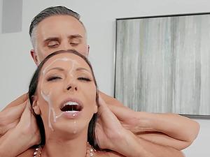 Rachel starr facial