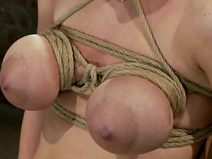 Haley Cummings Short-Haired Blonde Predominated by Isis Love in Female domination Vid