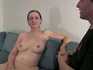 Bosomy mom Lady Kat gets her vag terrifically toyed in Bondage & discipline scene