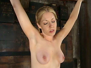 The way Haley Scott stands a tits restrain bondage must be applauded