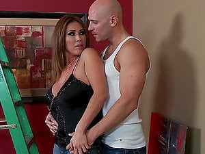 Hot Gonzo Romp with My Friend's Hot Mom Kianna Dior