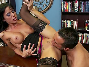 Gia Dimarco's Groans Can Be Hard From The Other Room