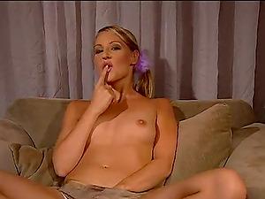 Liz Honey Hot Blonde Loving the Jizz-shotgun in Her Kinky Mouth