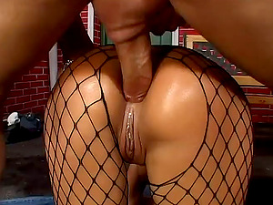 Liliane Tiger and Pantera get gorgeously fucked by two studs