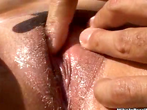 Outdoors Beaver Eating and Fucking for a Beautiful Latina